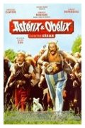 Capa do filme Asterix e Obelix contra César