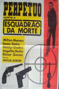 Capa do filme Perpétuo contra o esquadrão da morte