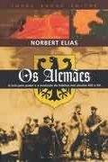 capa do livro os alemães