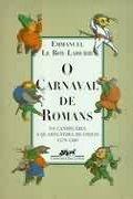 Capa do livro Carnaval de Romans