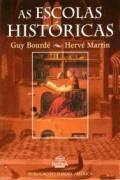 Capa do livro As Escolas Históricas