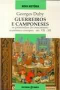 Capa do livro Guerreiros e Camponeses