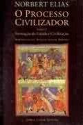 capa do livro O processo civilizador