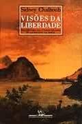 capa do livro visões da liberdade
