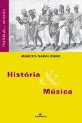 Capa do livro História e Música