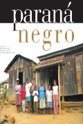 Capa do livro Paraná negro