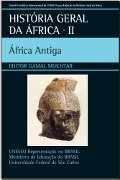 Capa do livro História Geral da África: África Antiga V. 2