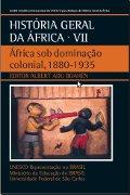 Capa do livro História Geral da África, volume 7