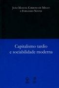 Capa do livro Capitalismo tardio