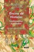 Capa do livro Ensino de História: funcionamento e métodos.