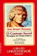 capa do livro contrato social