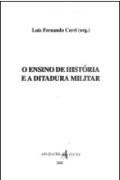 Capa do livro Ensino de história e a ditadura militar