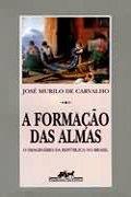 Capa do livro A Formação das Almas.