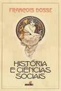 Capa do livro História e Ciências Sociais