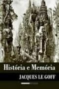 Capa do livro História e Memória