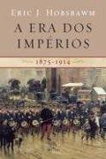 Capa do livro A Era dos Impérios
