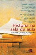 Capa do livro História na sala de aula