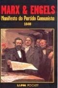 capa do livro manifesto do partido comunista