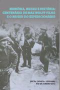 Capa do livro Memória, museu e história