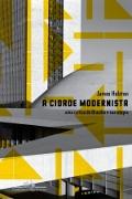 Capa do livro a Cidade Modernista