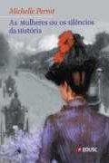 Capa do livro As Mulheres e os silêncios da História.