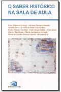Capa do livro o saber histórico em sala de aula