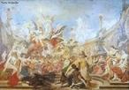 Obra do pintor Pedro Américo sobre a libertação dos escravos do Brasil. <br></br> Palavras-chave: relações culturais, escravidão, arte, representação.