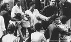 Em 28 de março de 1968 a ditadura militar assassinava o estudante secundarista Edson Luís de Lima Souto, paraense de 18 anos, no restaurante estudantil Calabouço, no Rio de Janeiro. O episódio marcou a resistência estudantil contra o regime militar que iria se aprofundar naquele ano até o decreto do AI-5, que endureceu ainda mais a repressão. <br><br/>  Palavras-chave: ditadura, governo, Estado, movimentos sociais, censura, repressão.