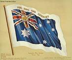Cartaz de propaganda de guerra australiano da Primeira Guerra Mundial. <br><br/> Palavras-chave: relações de produção, trabalho, poder, cultura, Austrália, Primeira Guerra Mundial, propaganda, recrutamento.