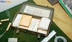 Caixa de primeiros socorros da Segunda Guerra Mundial, exemplar exposto no Museu do Expedicion�rio em Curitiba - Paran�. <br><br/> Palavras-chave: rela��es de poder, Estado, For�as Armadas, Ex�rcito Brasileiro, guerra, For�a A�rea Brasileira, Museu do Expedicion�rio, Curitiba, Paran�.