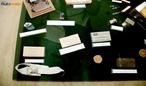 Instrumentos m�dicos utilizados na Segunda Guerra Mundial, exemplares expostos no Museu do Expedicion�rio em Curitiba - Paran�. <br><br/> Palavras-chave: rela��es de poder, Estado, For�as Armadas, Ex�rcito Brasileiro, guerra, For�a Expedicion�ria Brasileira, nazismo, fascismo, nacional-socialismo, Museu do Expedicion�rio, Curitiba, Paran�.