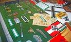 Objetos de campanha utilizados pelos nazistas na Segunda Guerra Mundial, expostos no Museu do Expedicion�rio em Curitiba -PR. <br><br/> Palavras-chave: rela��es de poder, Estado, For�as Armadas, Ex�rcito Brasileiro, guerra,For�a Expedicion�ria Brasileira, nazismo, fascismo, nacional-socialismo, Museu do Expedicion�rio, Curitiba, Paran�.