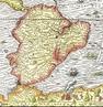 América do Sul - mapa de 1575