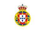 Bandeira que representava os três reinos quando o Brasil, em 1815, passou a ter status de Reino Unido com Portugal e Algarves. Em 29 de agosto de 1825, Portugal reconheceu a Independência do Brasil, passando este a não mais integrar o Reino Português. <br><br/> Palavras-chave: relações de poder, Estado, bandeira, Reino Unido, Portugal, Brasil.