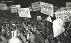Getúlio Dorneles Vargas se tornou presidente do Brasil após a Revolução de 1930, que pôs fim à República Velha depondo seu 13º e último presidente da República Washington Luís. Foi presidente da República do Brasil em dois períodos: o primeiro teve duração de 15 anos ininterruptos (1930 a 1945) e em 1951 se tornou presidente governando até sua morte em 1954.<br><br/> Palavras-chave: relações de poder, poder executivo, governo, república, Brasil, Revolução de 1930, Estado Novo.
