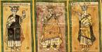 Os visigodos foram um de dois ramos em que se dividiram os godos, um povo germânico originário do leste europeu, sendo o outro os ostrogodos. Ambos pontuaram entre os bárbaros que penetraram o Império Romano tardio no período das migrações. Após a queda do Império Romano do Ocidente, os visigodos tiveram um papel importante na Europa nos 250 anos que se seguiram, particularmente na península Ibérica, onde substituíram o domínio romano na Hispânia, reinando de 418 até 711, data da invasão muçulmana, que substituiria o reino visigodo pelo Al-Andaluz. <br><br/> Palavras-chave: relações de poder, relações culturais, Idade Média, Europa, bárbaros germânicos.